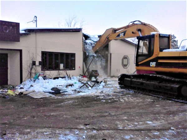 Demolition Services available at Invision Services